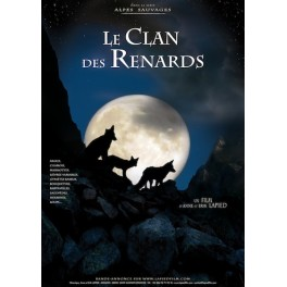 LE CLAN DES RENARDS- ANNE ERIK LAPIED- DVD