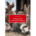INTRODUCTION AUX ETUDES ANIMALES EMILIE DARDENNE