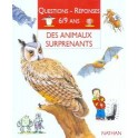 Des animaux surprenants