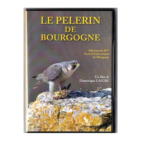 Le pèlerin de Bourgogne - Dominique LAIGRE (Projection)
